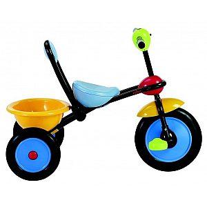 Tricikel Italtrike ABC Tipper Black