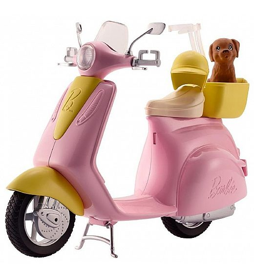 Barbi Scooter
