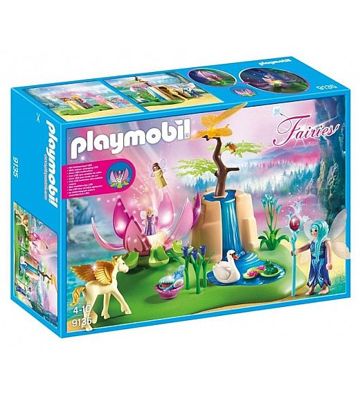 Playmobil Mystical Fairy Glen 9135