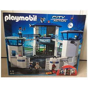 Playmobil POLICIJSKA POSTAJA 6919