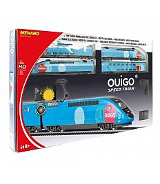 Vlak garnitura TGV OUIGO T114