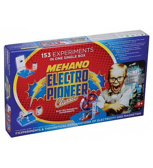 Didaktika Mehano ELEKTROPIONEER E183