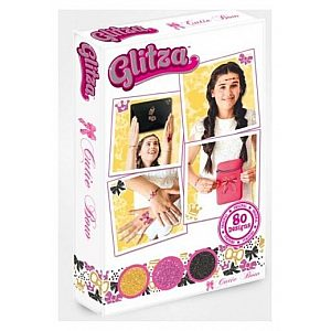 TATTOO SET GLITZA ART - CUTIE BOW