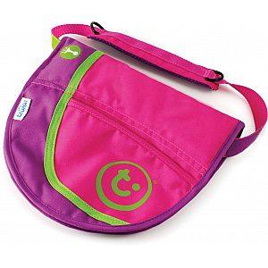 Torba Trunki Saddle Bag Pink