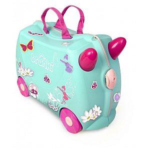 Trunki FLORA - potovalni kovček