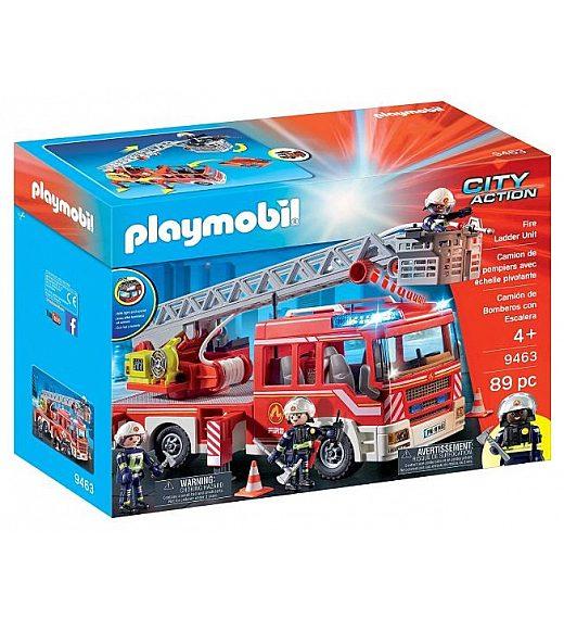 Playmobil ENOTA Z GASILSKO LESTVIJO 9463