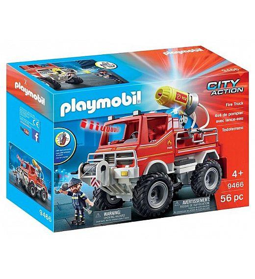 Playmobil GASILSKI TOVORNJAK 9466