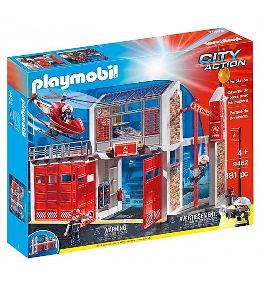 Playmobil GASILSKA POSTAJA 9462