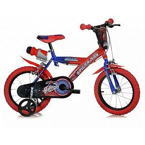 Otroško kolo 14'' Dino Bikes SPIDERMAN