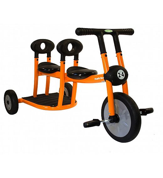 Tricikel Italtrike LINEA PILOT 200 BETRICYCLE DYNAMIC