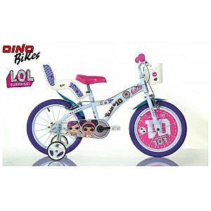 Otroško kolo 16'' Dino Bikes LOL Surprise