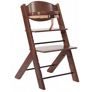 Treppy Walnut – lesen stolček za hranjenje