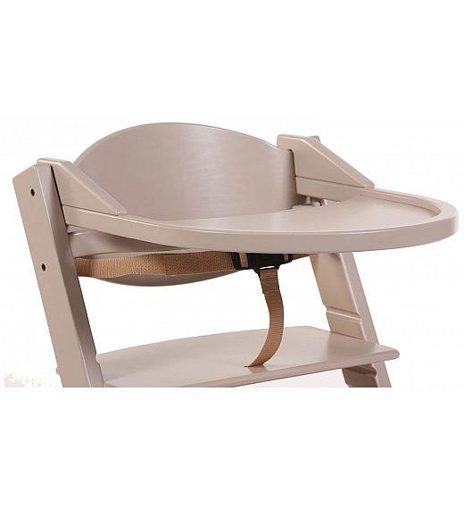 Lesen pladenj za stolček Treppy Pastel Brown
