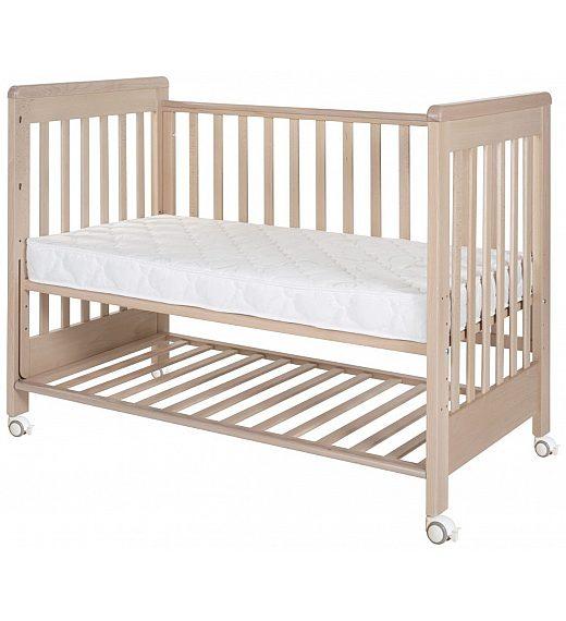 Treppy DREAMY PLUS 2 Only Wood lesena posteljica