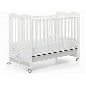DOLCESTELLA white Foppapedretti - lesena postelja
