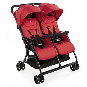 Voziček Chicco OHLALA TWIN Red