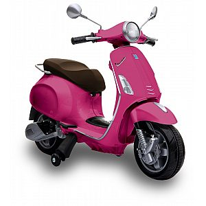 12V Motor BIemme PIAGGIO VESPA pink