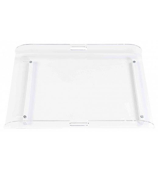 Previjalna miza iz pleksiglas-a PICCI OZZY z blazino