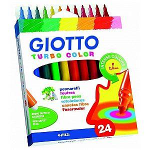 Flomastri GIOTTO TURBO 24/1