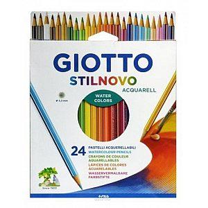 Barvice GIOTTO STILNOVO AKVARELL 24/1
