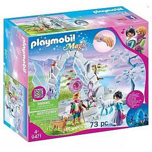 Playmobil Kristalna vrata v zimski svet  9471