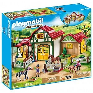 Playmobil Konjska kmetija 6926