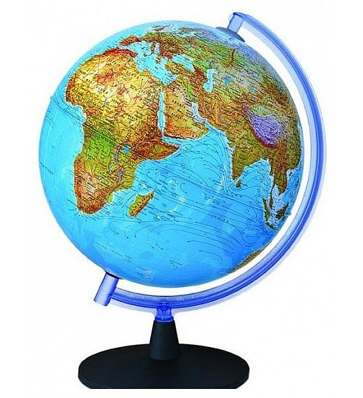 Globus z lučko FALCON NP-25cm