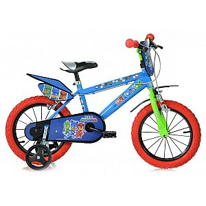 Otroško kolo 16'' Dino Bikes PJ MASKS
