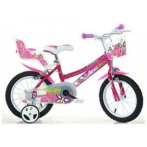 Otroško kolo 16'' Dino Bikes SERIE 26 GIRL FUXIA