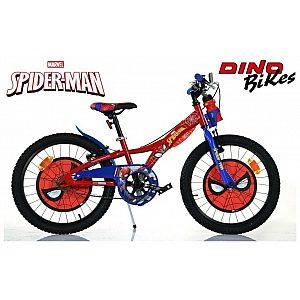 Otroško kolo 20'' Dino Bikes Spiderman