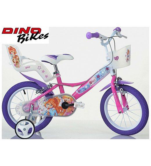 Otroško kolo 14 Dino Bikes WINX