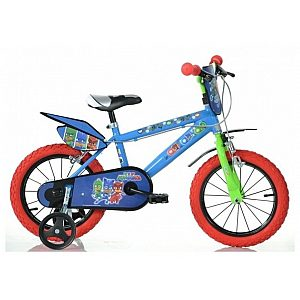 Otroško kolo 14'' Dino Bikes PJ MASKS