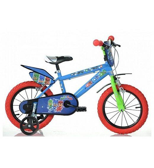 Otroško kolo 14 Dino Bikes PJ MASKS