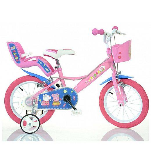 Otroško kolo 14'' Dino Bikes PUJSA PEPA