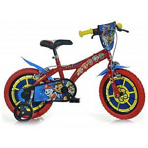 Otroško kolo 14'' Dino Bikes PAW PATROL