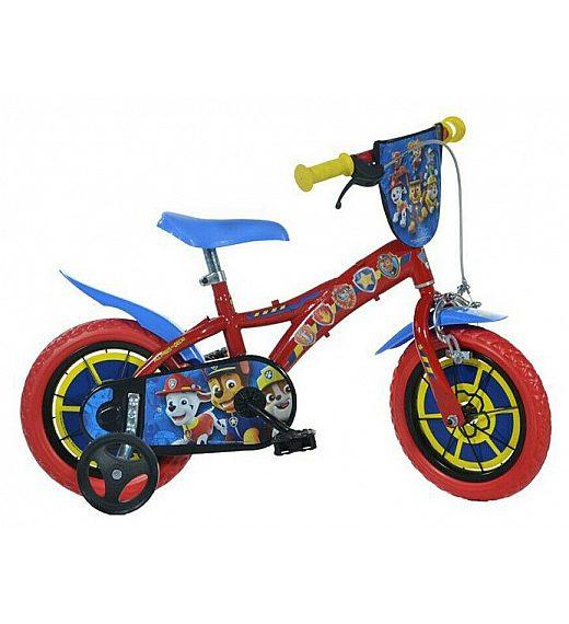 Otroško kolo 12'' Dino Bikes PAW PATROL