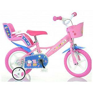 Otroško kolo 12'' Dino Bikes PUJSA PEPA
