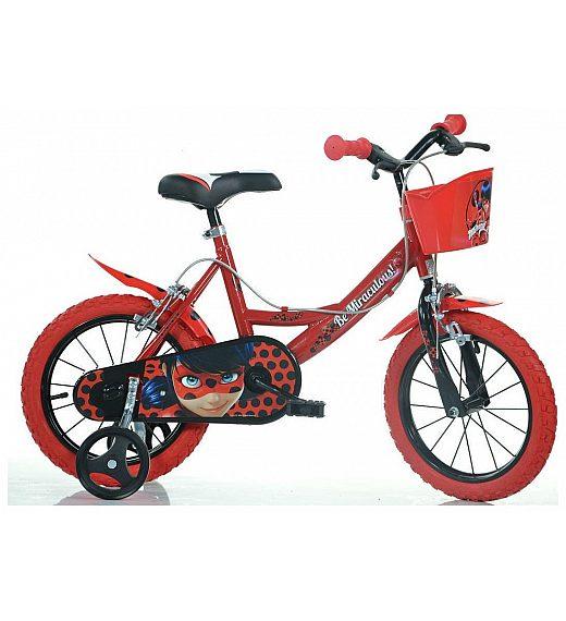 Otroško kolo 16 Dino Bikes LADYBUG