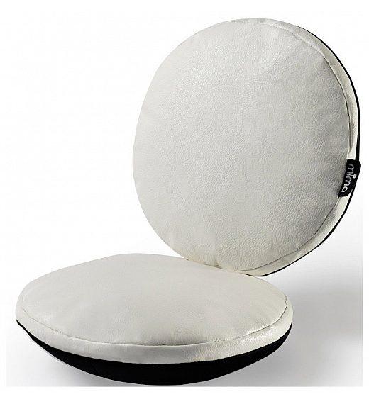Blazina JUNIOR za stolček za hranjenje Mima Moon Snow White