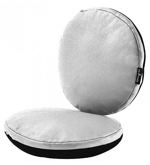 Blazina JUNIOR za stolček za hranjenje Mima Moon Silver