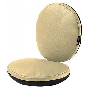 Blazina JUNIOR za stolček za hranjenje Mima Moon Champagne