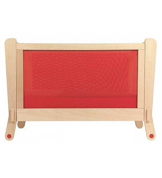 LETTINO ELECTROMAGNETIC RED Albero Bambino - Lesena postelja