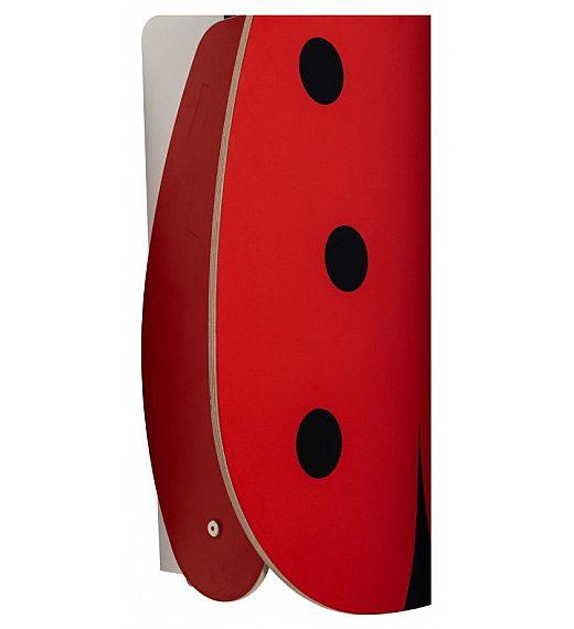 Previjalna miza Timkid OWO 2.0  Ladybird