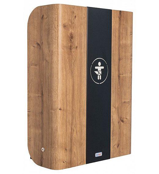 Previjalna miza Timkid KAWAMIDI Wood