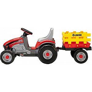Traktor na pedala Peg Perego MINI TONY TIGRE