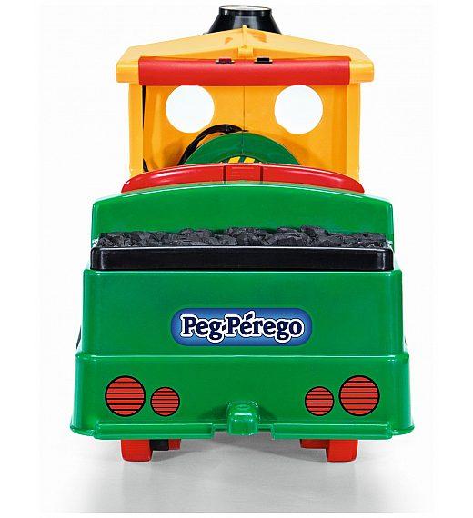 6V vlak SANTA FE Peg Perego