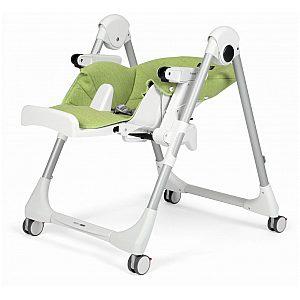 Peg Perego PRIMA PAPPA Follow me Wonder Green - stolček za hranjenje