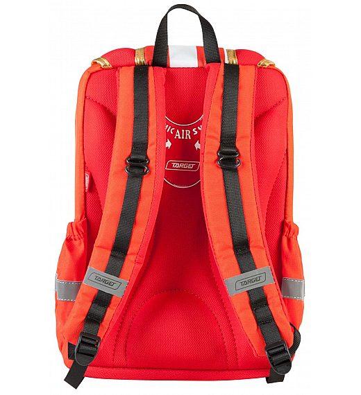 Šolska torba - šolski nahrbtnik ST-01 GOAL RED 17874