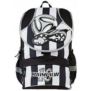 Šolska torba - šolski nahrbtnik ST-01 GOAL BLACK 17872
