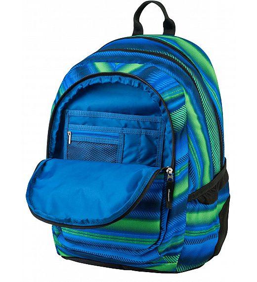Target 3ZIP ALLOVER 21437 - šolski nahrbtnik, šolska torba